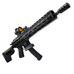 fortnite tactical assault rifle
