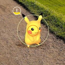 How to Catch Pokemon in AR+ Mode