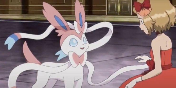 When will Slyveon come in Pokemon Go