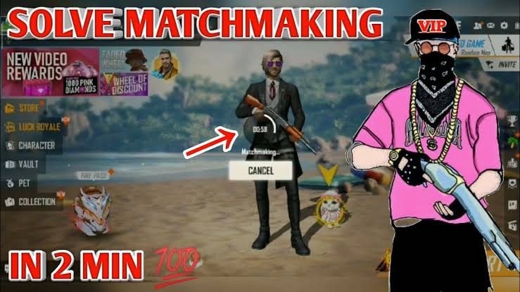 How to Fix Matchmaking Problem in Free Fire