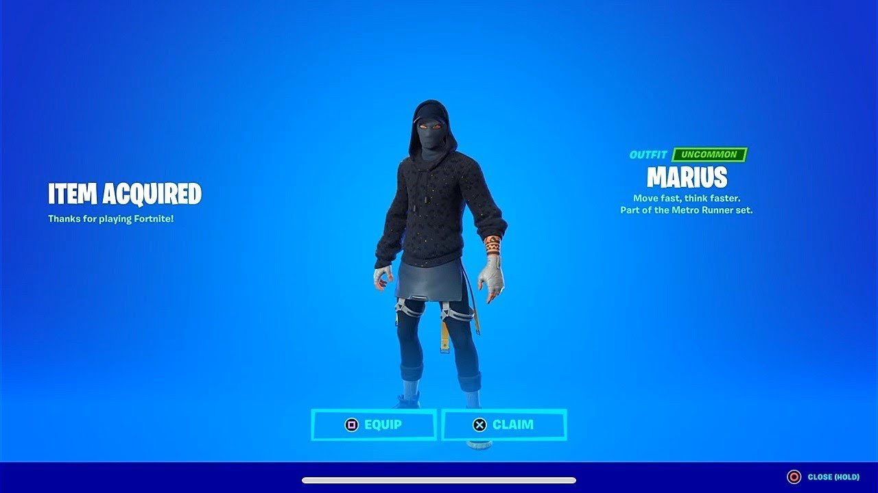 How to Get the Marius Skin in Fortnite?