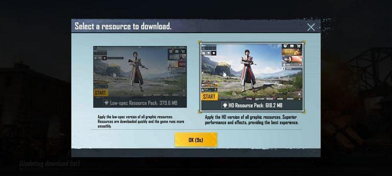 bgmi update 1.5 download link