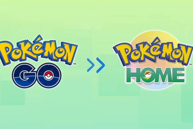 how to transfer from pokemon go to home