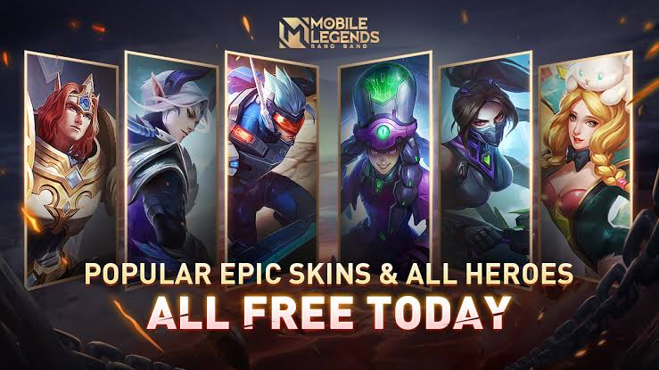 Mobile Legends Free Skin and Diamonds