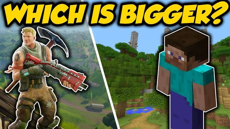 Minecraft vs Fortnite | Which is the Best?