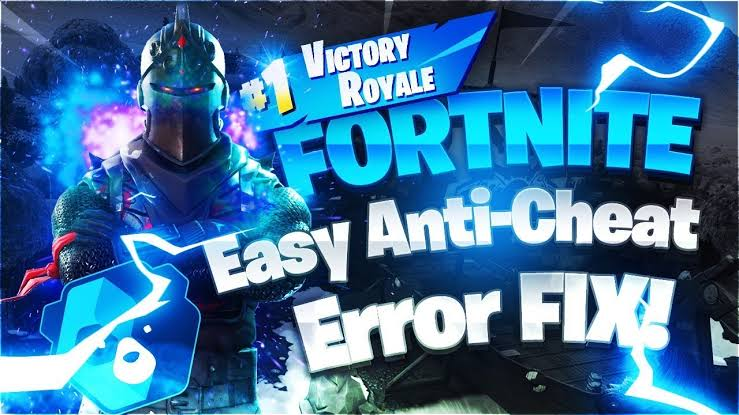 how to fix easy anti cheat on fortnite
