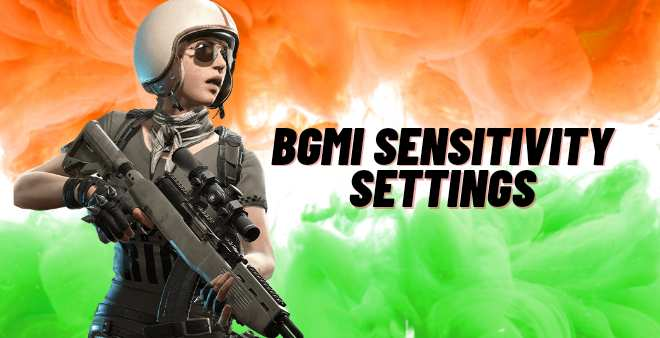 Best Sensitivity for BGMI Without Gyroscope 2021