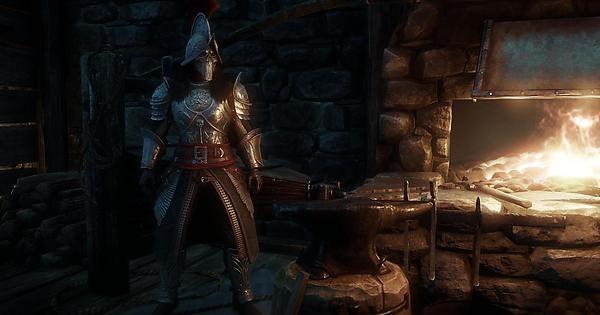 New World Faction Armor Set