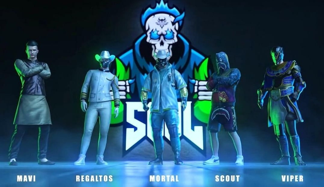 Scout and Mavi Joins Team SouL
