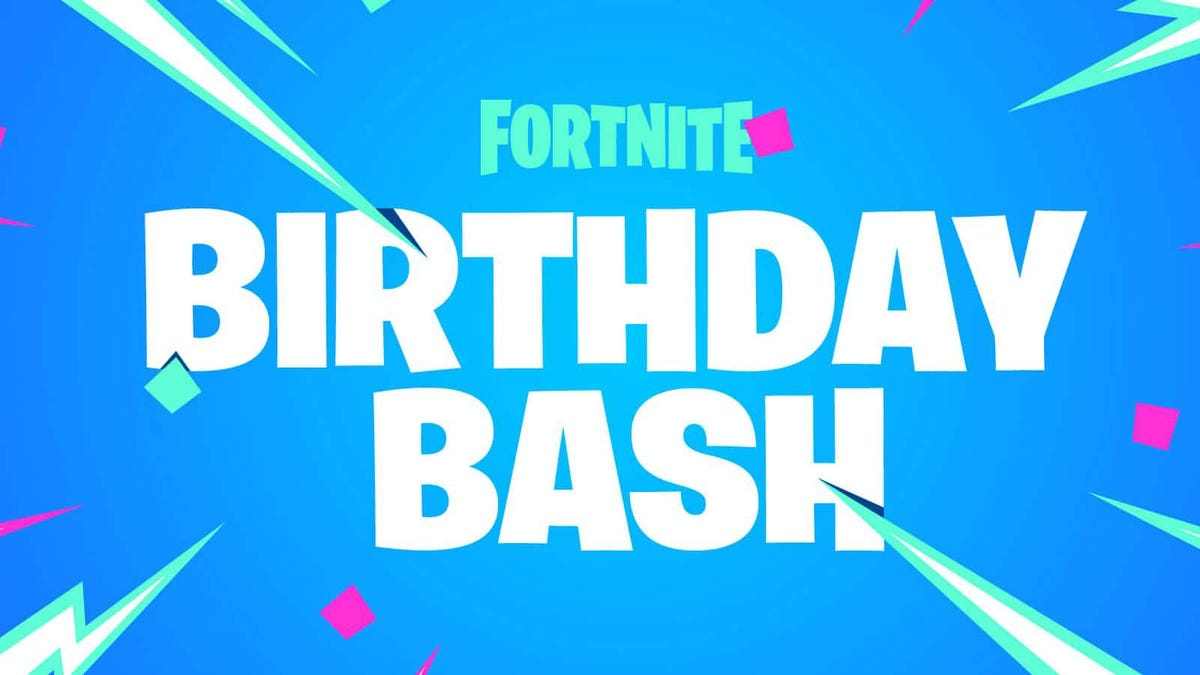 Fortnite 4th Birthday Date 2021 - New Skins and Challenges