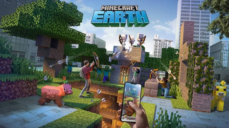 Why Microsoft Decided to Shut Down Minecraft Earth Game