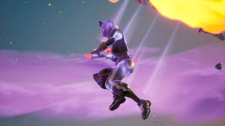 Low Gravity Areas In Fortnite