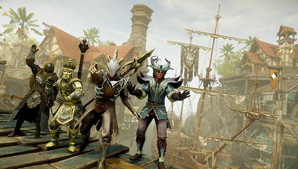 Is New World Free-to-play on PC