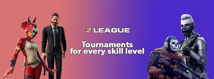 Z League Fortnite tournaments