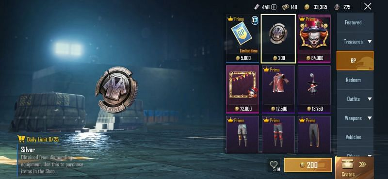How to Get Free Silver Fragments in BGMI