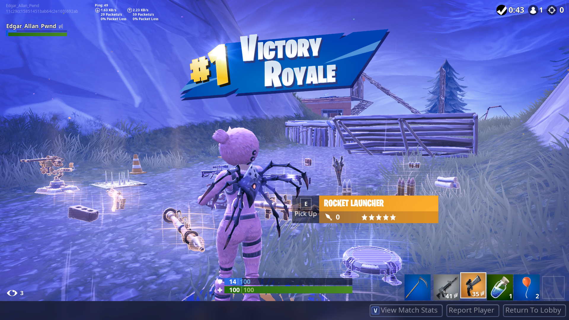 How to Win Fortnite Without Kills
