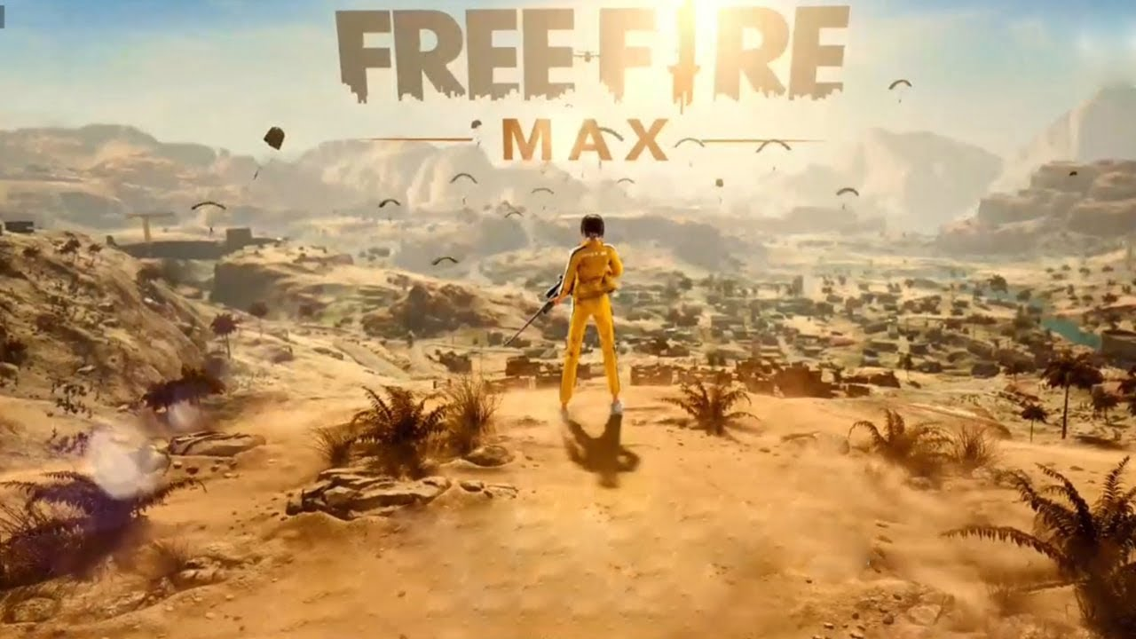 Free fire max system requirements