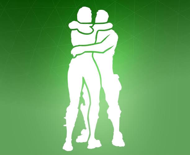 Bear Hug Emote Fortnite