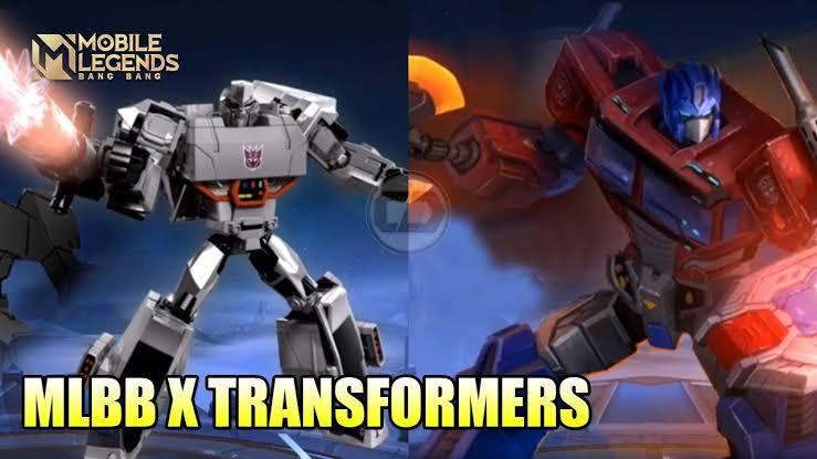 Mobile Legends x Transformers