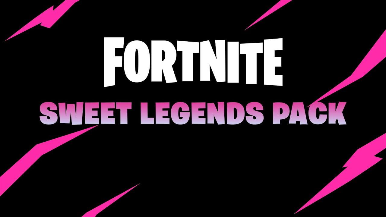 sweet legends bundle Fortnite