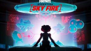 Fortnite Skyfire event