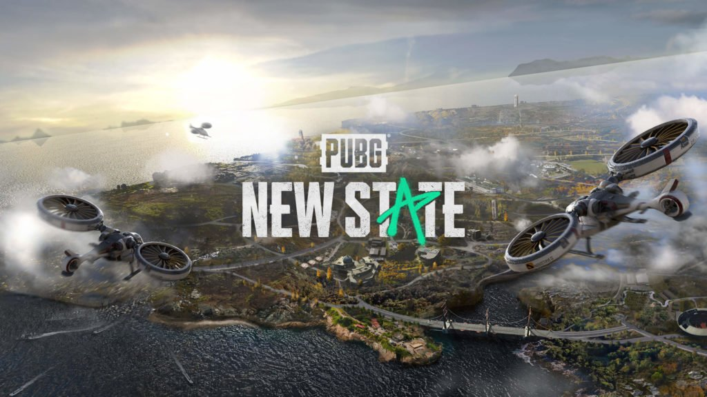 PUBG : New State Pre Registration Rewards and Features